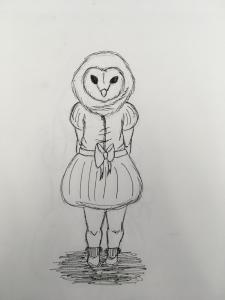Owl Girl Storyboard 8