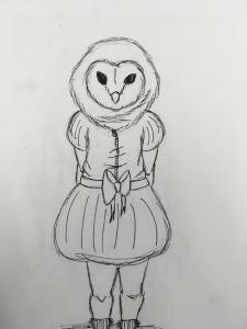 Owl Girl Storyboard 10