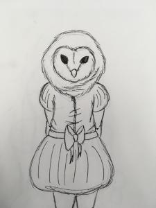 Owl Girl Storyboard 11