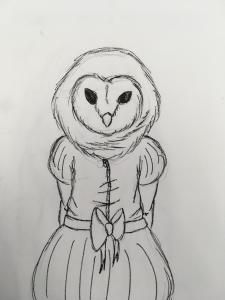 Owl Girl Storyboard 12