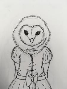 Owl Girl Storyboard 13