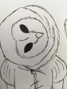 Owl Girl Storyboard 19